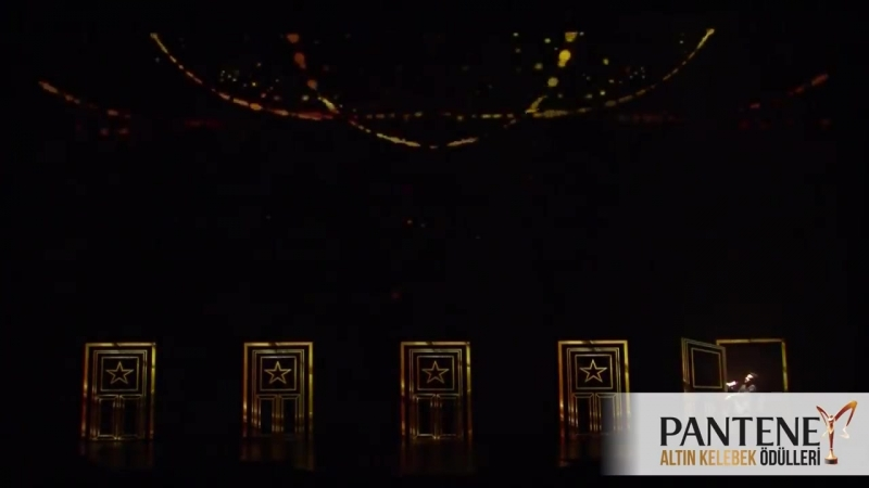 Pantene Altın Kelebek Açılış Performansı