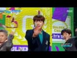 Golden Child - Lady + Its U @ Music Core 180203