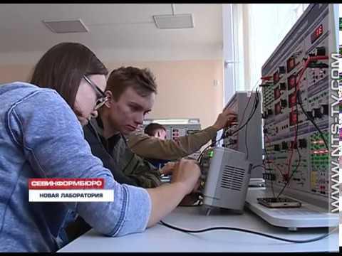 В Севастопольском государственном университете открылась лаборатория радиоэлектроники
