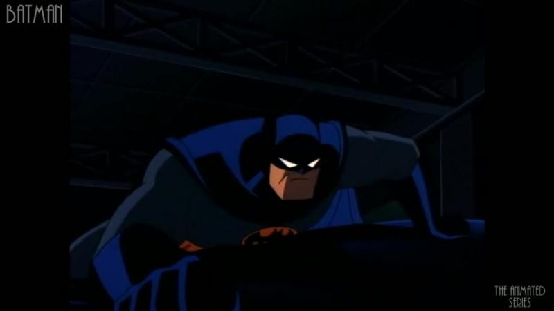 Бэтмен 2 9 74 Кошачая прогулка Catwalk Batman The Animated Series