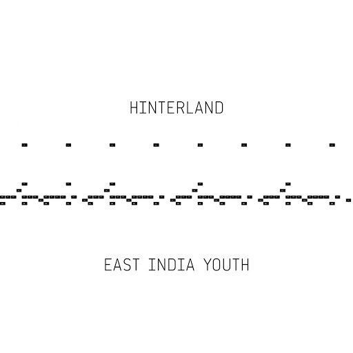 East India Youth альбом Hinterland
