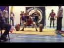 Канафин Нургиз победная тяга 167.5 кг при весе 58. 800