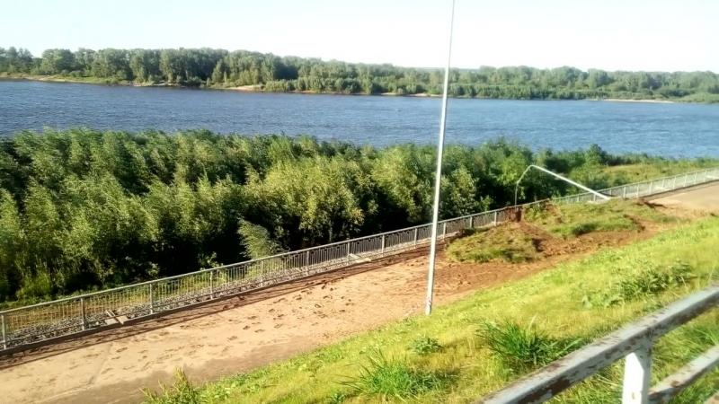 На реке 22 июля 2018 год.
