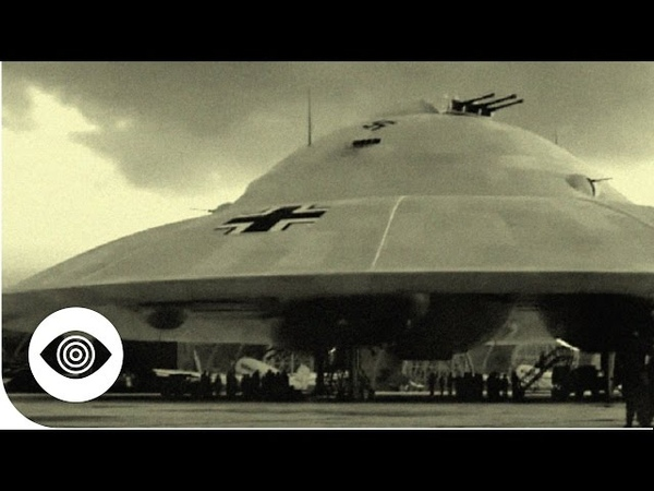 Did The Nazis Build A UFO