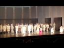 2018.06.08 • Мариинский театр • Анна Каренина • поклоны 👏 💐