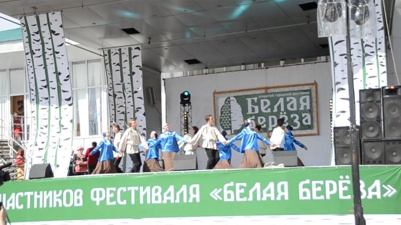 02 06 2018гг Берёзовский Фестиваль Белая Берёза 2018г На сцене у ДК