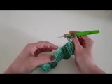 Balloon stich crochet 1
