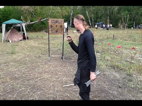 Тагиро Ветрояр Безоборотка гто 1 ступень безоборотного метания ножа
