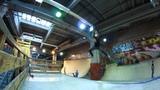 Глеб Карпенко Tech edit в скейт-парке Адреналин, 2012 г.