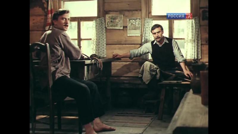 Строговы. (2 серия из 8) 1975-1976 .(СССР. фильм- семейная сага, экранизация)