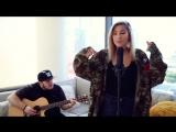 Отличный акустический кавер песни Alicia Keys - If I Aint Got You (Andie Case Cover)