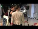 Бекстейдж. Новогодняя фотосессия. Мини - мисс Ягода Малина. Клевая фотосессия с Татьяной Сенчило в платьях от Алисы Морозовой м