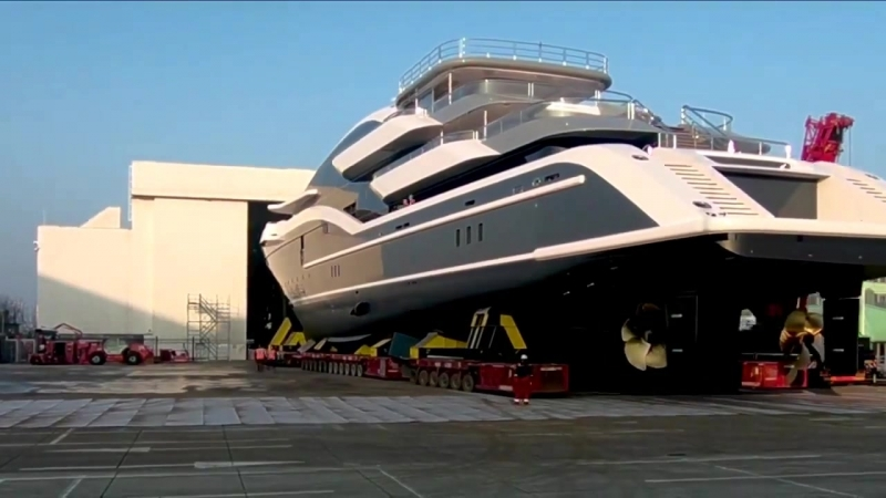 Oceanco Project Shark Y717