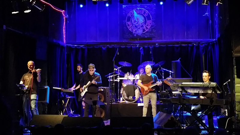 PFM ( Premiata Forneria Marconi) live at Reggies Chicago, Tue May 8 2018 part 2