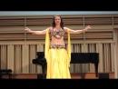 Маша, арабский танец