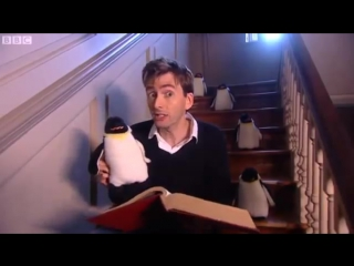 David Tennant - CBeebies Bedtime Stories - How High Is the Sky