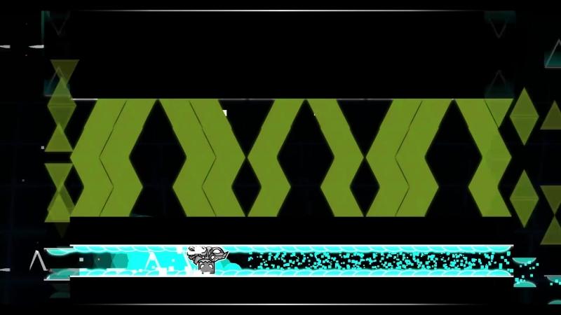 Geometry Dash by Kreemons - Challenge SHIP