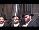 Kapelye Sings The Rebbes Nigunim At The Standing Strong Hachana to 3 Tamuz Event