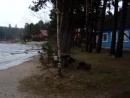 Реальная погода возле базы ДРУГ 21 апреля 13 00