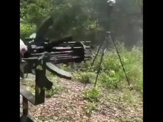 Пулемет системы Гатлинга