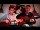 Opa Cupa (Опа Цупа, Šaban Bajramović ) - gitaar ukelele