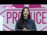 [FSG Baddest Females] Профайлы участниц Produce 48 Ли Сынхён из WM (рус.саб)
