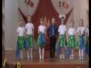 Танец Синий платочек в исполнении детей детсада Колосок села Васильевское