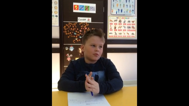 Дети рассказывают про ситуации из своей жизни, связанные со стрессом📍