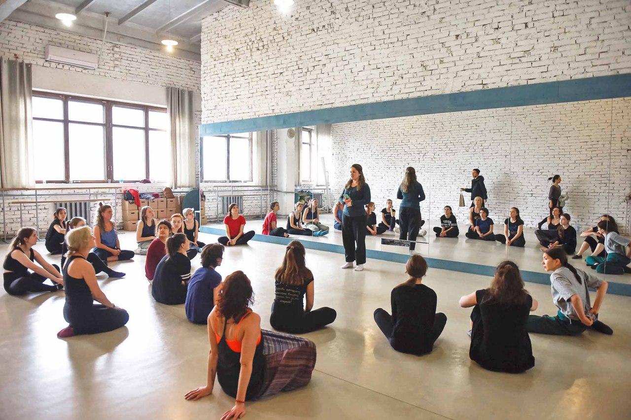 Афиша Краснодар Контактная импровизация и Body Work в Краснодаре
