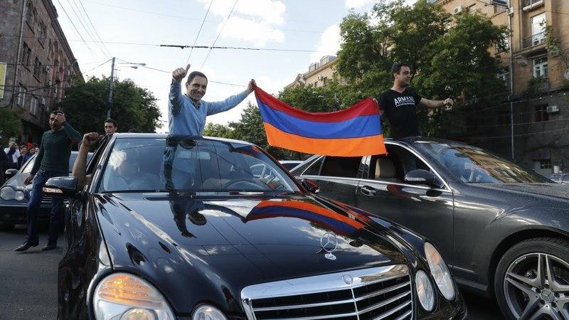 Апазіцыя ў Арменіі боль-менш прарасейская | Оппозиция в Армении более-менее пророссийская <Белсат>