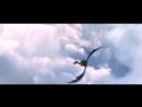 полёт икинга и Беззубика.