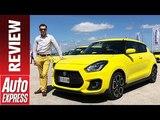 2018 Suzuki Swift Sport review - faster, torquier, lighter and yellower... but not as fun!