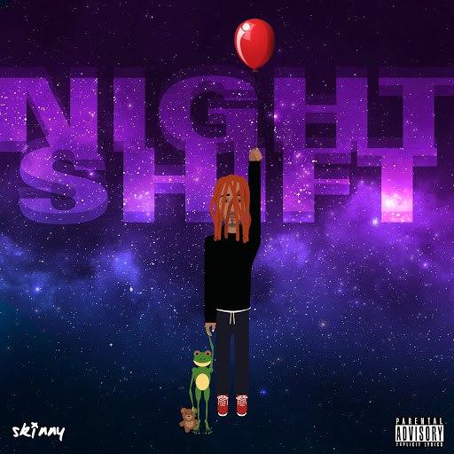 Skinny альбом Night Shift