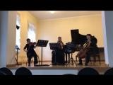 Robert Schumann, Quartett Es dur, op 47.