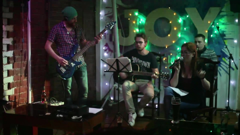 JOY band кавер radioactive