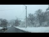 Зимняя сказка в моем любимом городе