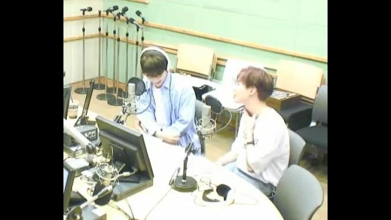 2min 180621 KBS Cool FM Moon Hee Jun's Music Show Minho Taemin SHINee