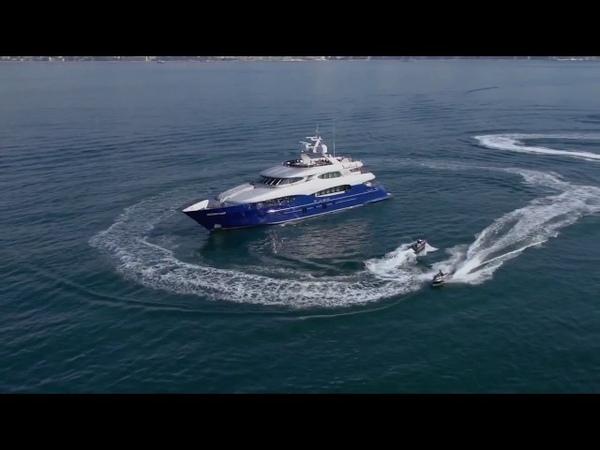 Motor yacht HATT MILL 151ft ⁄ 46m by Vicem Yachts 2012