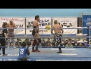 Jun Akiyama, KAI vs. Shuji Ishikawa, Yusuke Okada AJPW - Excite Series 2018 - Day 2