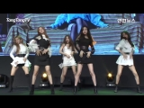 180724 (G)I-DLE - Brand Award of the year - Latata@ Fancam