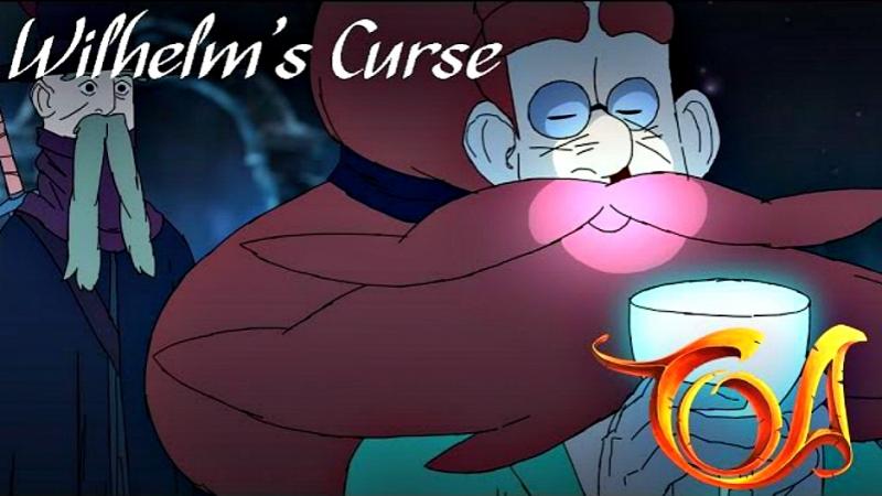 Проклятие Вильгельма / Wilhelms Curse - Animated Short