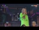 171202 MBC MUSIC 2017 멜론 뮤직 어워드 - 현아 - Lip  Hip