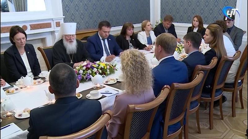 Двое победителей проекта «Команда лидеров Новгородчины» возглавят крупные клиники