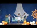 Первая сольная песня Ксюши Танцует лето