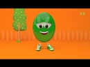 Shapes song - shape kids tv - songs for children - nursery rhymes - rhyme for