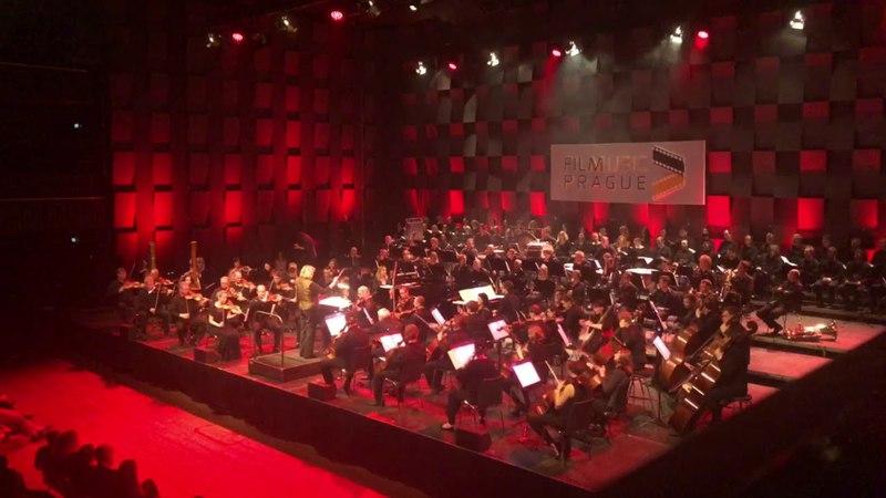 Clint Mansell Symphonic Requiem for a Dream live at Film Music Prague 2018