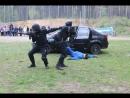 В Иркутске полицейские провели зажигательную «Зарядку со стражем порядка» со студентами Иркутского государственного университета