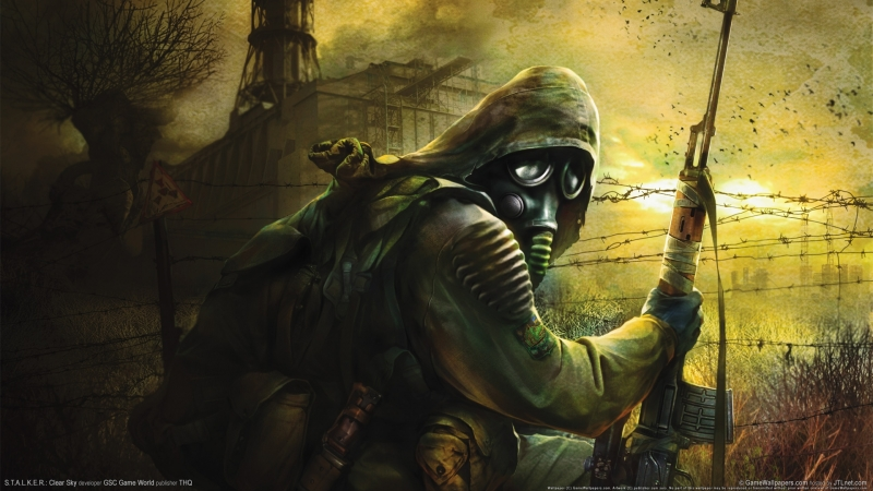 S.T.A.L.K.E.R. Shadow of Chernobyl-Рака первая - Ностальгическая