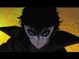 Второй трейлер Persona 5: the Animation от студии A-1 Pictures. Премьера  на 7 апреля.
