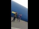 Дагестанец ударивший девушку немного попал в больницу.